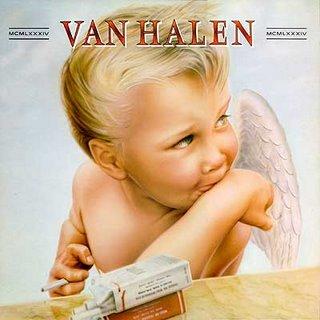 8.17 Van Halen - 1984