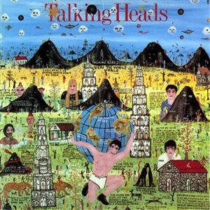8.20 Talking Heads - Little Creatures