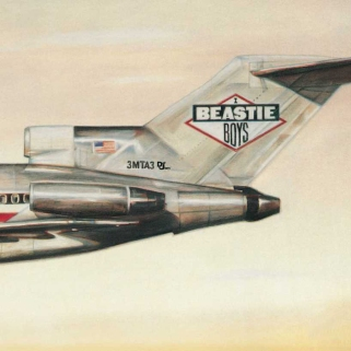 8.25 Beastie Boys - Licensed to Ill