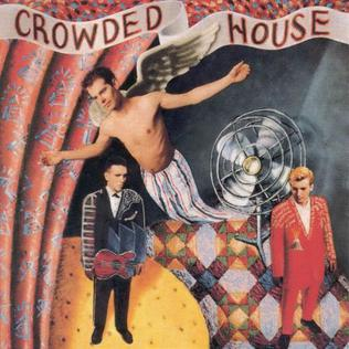 8.25 Crowded House - Crowded House
