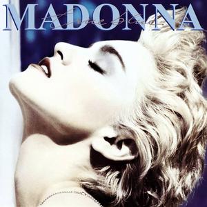 8.25 Madonna - True Blue