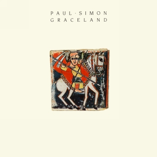 8.26 Paul Simon - Graceland