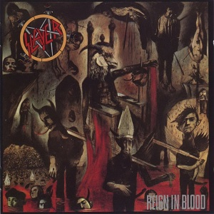 8.26 Slayer - Reign in Blood