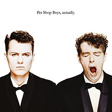 8.27 Pet Shop Boys - Actually