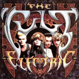 8.27 The Cult - Electric