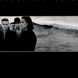 8.27 U2 - The Joshua Tree