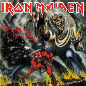 8.5 Iron Maiden - The Number of the Beast