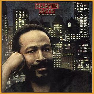8.5 Marvin Gaye - Midnight Love
