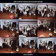 8.5 Talking Heads - The Name of This Band Is Talking Heads