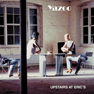 8.5 Yazoo - Upstairs at Eric's