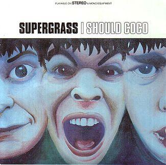 10.2 Supergrass - I Should Coco