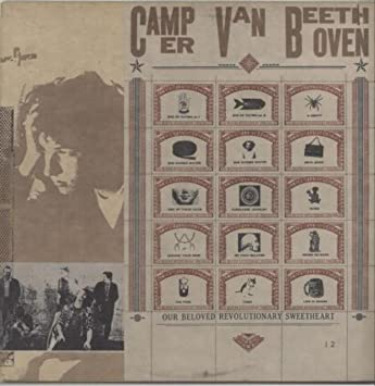 8.31 Camper Van Beethoven - Our Beloved Revolutionary Sweetheart