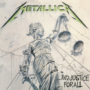 8.31 Metallica - ...And Justice for All