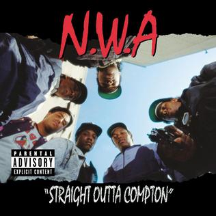 8.31 N.W.A - Straight Outta Compton