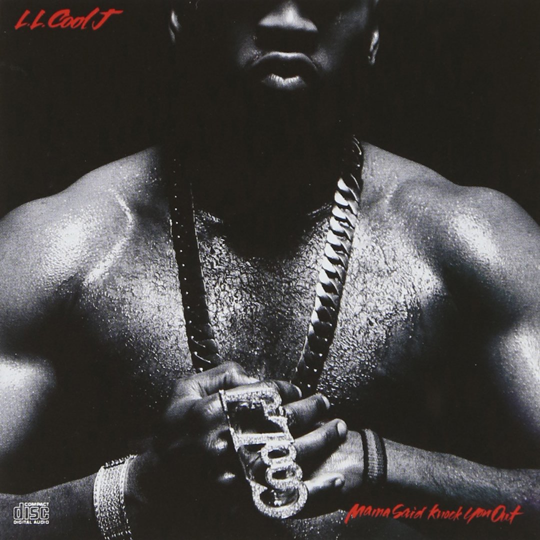 9.10 LL Cool J - Mama Said Knock You Out