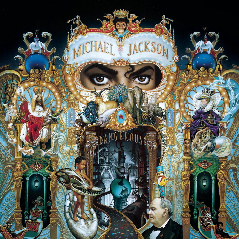 9.15 Michael Jackson - Dangerous