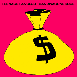 9.15 Teenage Fanclub - Bandwagonesque