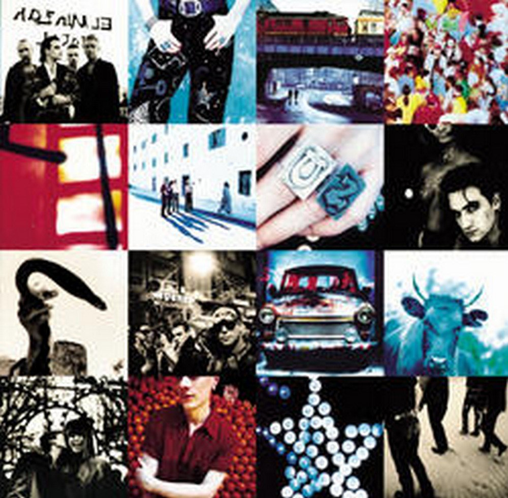 9.15 U2 - Achtung Baby