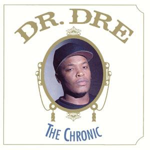 9.17 Dr. Dre - The Chronic