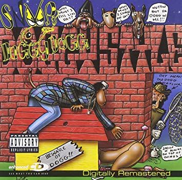 9.21 Snoop Doggy Dogg - Doggystyle
