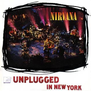 9.22 Nirvana - MTV Unplugged in New York