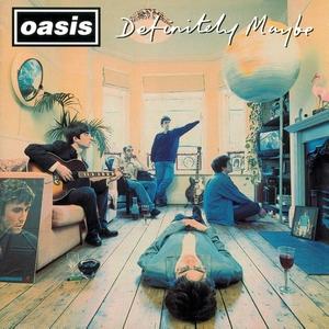 9.22 Oasis - Definitely Maybe