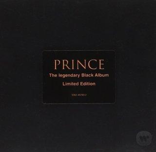 9.22 Prince - The Black Album