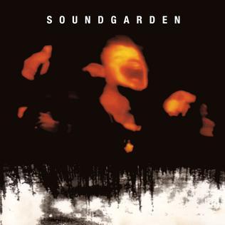 9.22 Soundgarden - Superunknown
