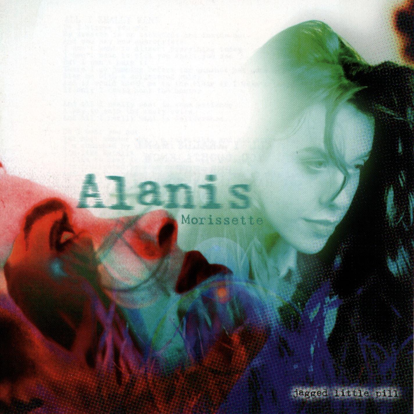 9.28 Alanis Morissette - Jagged Little Pill
