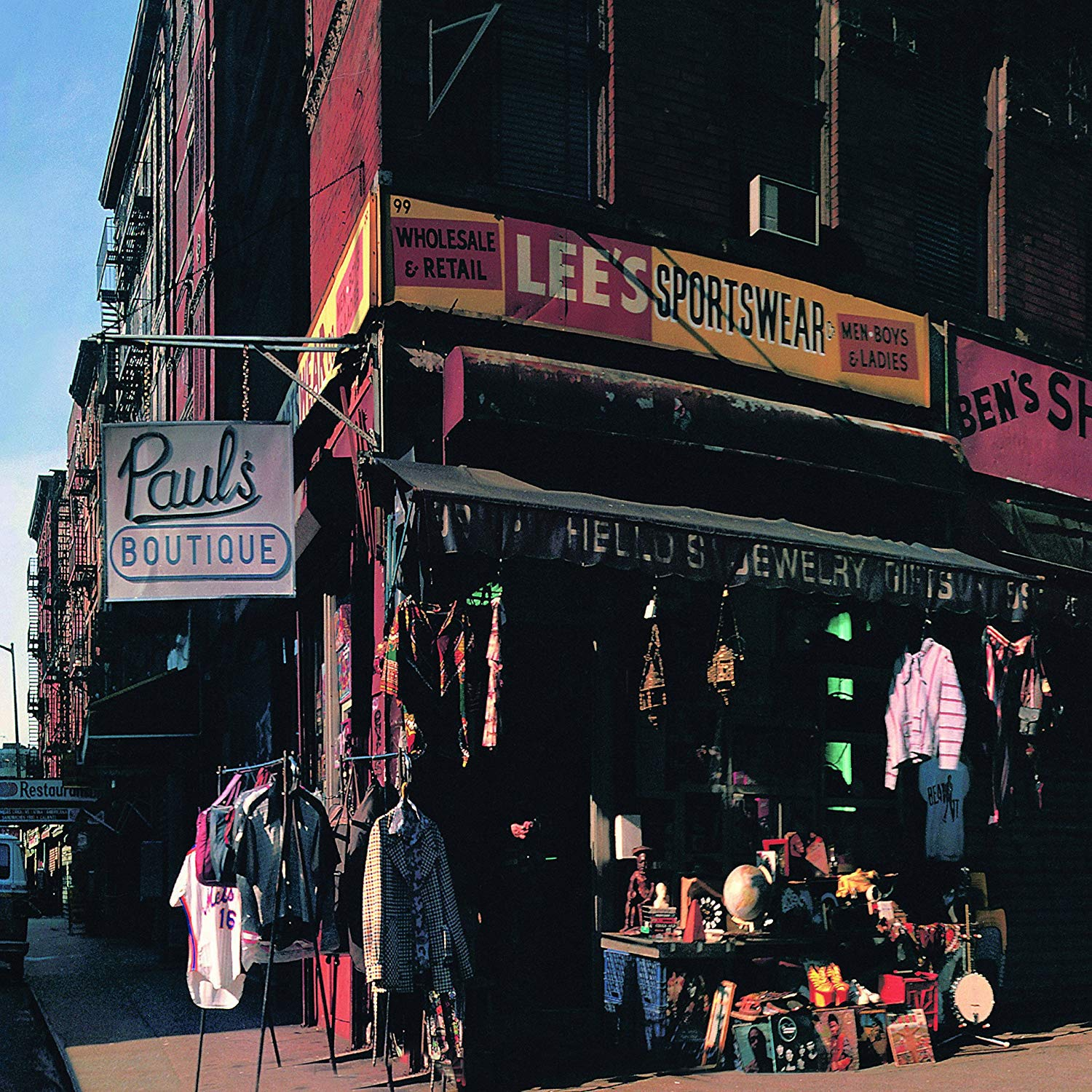9.7 Beastie Boys - Paul's Boutique