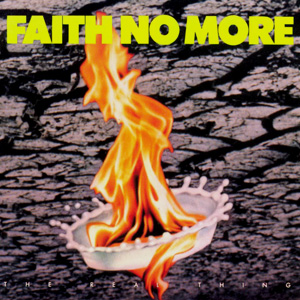9.7 Faith No More - The Real Thing