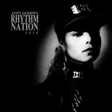 9.7 Janet Jackson - Rhythm Nation 1814