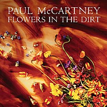 9.7 Paul McCartney - Flowers in the Dirt