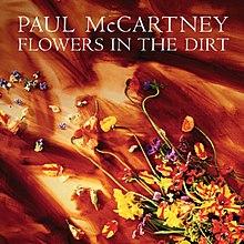 9.7 Paul McCartney - Flowers in the Dirt