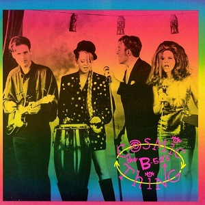 9.7 The B-52's - Cosmic Thing