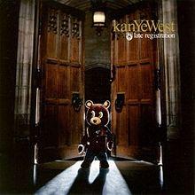 10.11 Kanye West - Late Registration