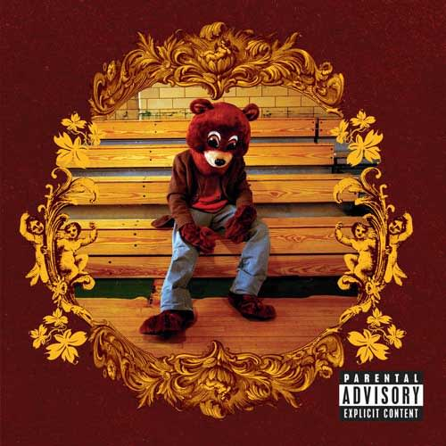 10.11 Kanye West - The College Dropout