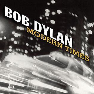 10.12 Bob Dylan - Modern Times