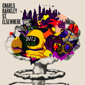 10.12 Gnarls Barkley - St. Elsewhere