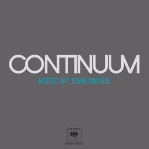 10.12 John Mayer - Continuum