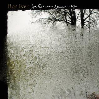 10.13 Bon Iver - For Emma, Forever Ago