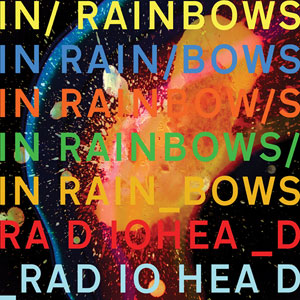 10.13 Radiohead - In Rainbows