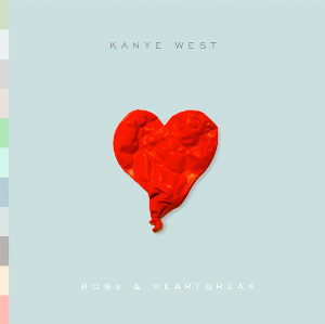 10.14 Kanye West - 808s & Heartbreak