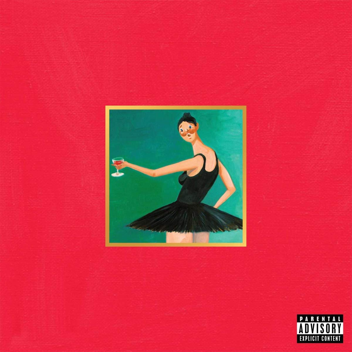 10.15 Kanye West - My Beautiful Dark Twisted Fantasy