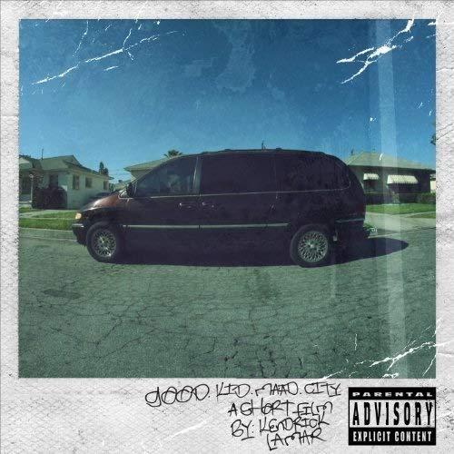 10.16 Kendrick Lamar - good kid m.A.A.d. City