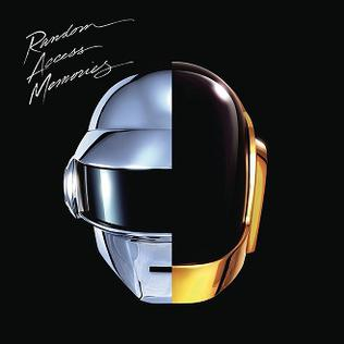 10.17 Daft Punk - Random Access Memories