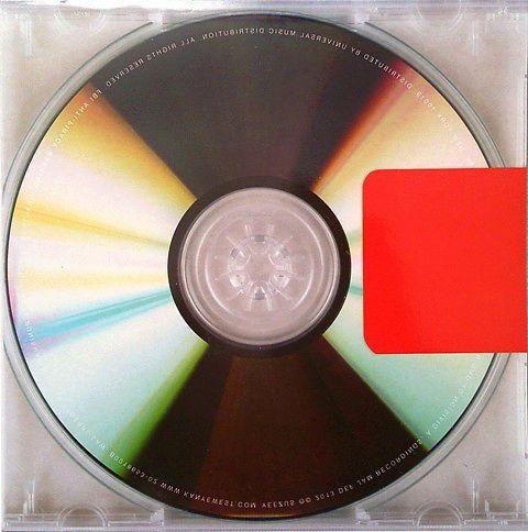 10.17 Kanye West - Yeezus