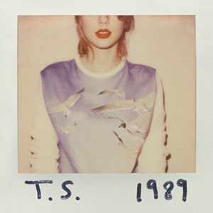 10.17 Taylor Swift - 1989