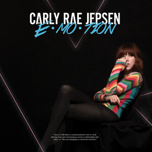 10.18 Carly Rae Jepsen - Emotion
