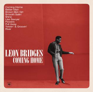 10.18 Leon Bridges - Coming Home